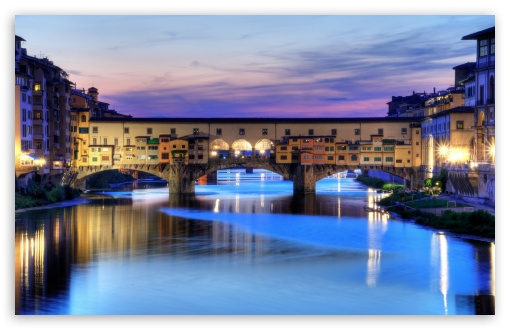 Ponte Vecchio HD wallpaper for Wide 16:10 5:3 Widescreen WHXGA WQXGA WUXGA WXGA WGA ; HD 16:9 High Definition WQHD QWXGA 1080p 900p 720p QHD nHD ; Mobile 5:3 16:9 - WGA WQHD QWXGA 1080p 900p 720p QHD nHD ;