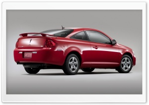 Pontiac G5 Car 1 HD Wide Wallpaper for Widescreen
