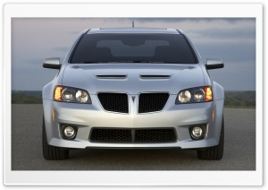 Pontiac G8 GXP HD Wide Wallpaper for Widescreen
