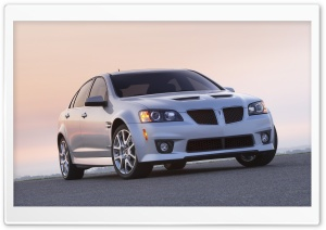 Pontiac G8 GXP Car 1 Ultra HD Wallpaper for 4K UHD Widescreen desktop, tablet & smartphone