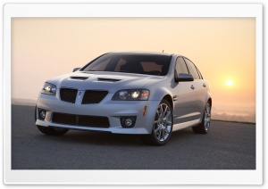 Pontiac G8 GXP Car 3 Ultra HD Wallpaper for 4K UHD Widescreen desktop, tablet & smartphone