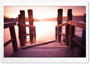 Pontoon HD Wide Wallpaper for Widescreen