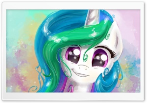Pony Portrait's 3 HD Wide Wallpaper for 4K UHD Widescreen desktop & smartphone