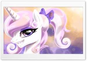 Pony Portrait's 4 HD Wide Wallpaper for 4K UHD Widescreen desktop & smartphone