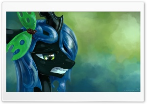 Pony Portrait's 7 HD Wide Wallpaper for Widescreen