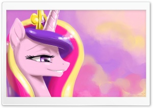 Pony Portrait's 8 HD Wide Wallpaper for Widescreen