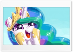 Pony Portrait's 9 HD Wide Wallpaper for Widescreen