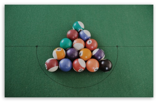 Pool Balls ❤ 4K UHD Wallpaper for Wide 16:10 5:3 Widescreen WHXGA WQXGA WUXGA WXGA WGA ; 4K UHD 16:9 Ultra High Definition 2160p 1440p 1080p 900p 720p ; UHD 16:9 2160p 1440p 1080p 900p 720p ; Standard 4:3 5:4 3:2 Fullscreen UXGA XGA SVGA QSXGA SXGA DVGA HVGA HQVGA ( Apple PowerBook G4 iPhone 4 3G 3GS iPod Touch ) ; Tablet 1:1 ; iPad 1/2/Mini ; Mobile 4:3 5:3 3:2 16:9 5:4 - UXGA XGA SVGA WGA DVGA HVGA HQVGA ( Apple PowerBook G4 iPhone 4 3G 3GS iPod Touch ) 2160p 1440p 1080p 900p 720p QSXGA SXGA ;