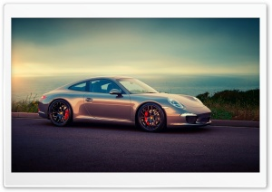 Porsche HD Wide Wallpaper for 4K UHD Widescreen desktop & smartphone