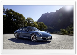 Porsche 911 Carrera S HD Wide Wallpaper for Widescreen