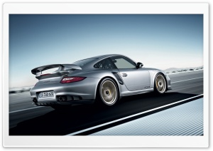 Porsche 911 GT2 RS Speed HD Wide Wallpaper for Widescreen