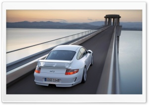 Porsche 911 GT3 HD Wide Wallpaper for Widescreen