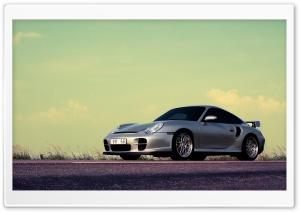 Porsche 911 On Road HD Wide Wallpaper for Widescreen