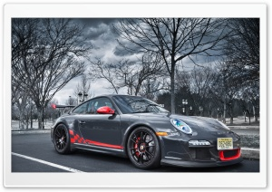 Porsche 911 Sport Tuning HD Wide Wallpaper for Widescreen
