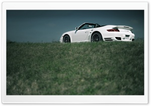 Porsche 911 Turbo HD Wide Wallpaper for Widescreen