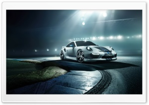 Porsche 911 Turbo 2014 Techart HD Wide Wallpaper for Widescreen
