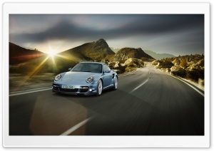 Porsche 911 Turbo S Ultra HD Wallpaper for 4K UHD Widescreen desktop, tablet & smartphone