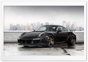 Porsche 911 Turbo S HD Wide Wallpaper for Widescreen