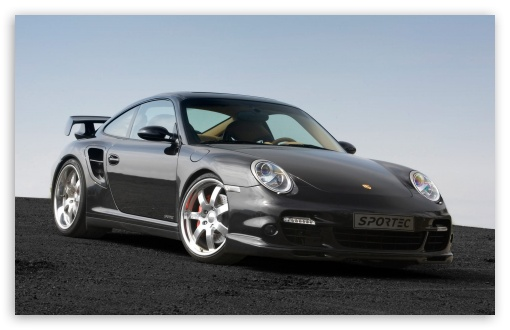 download porsche 911 turbo sportec hd wallpaper