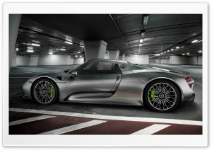 Porsche 918 Spyder Ultra HD Wallpaper for 4K UHD Widescreen desktop, tablet & smartphone
