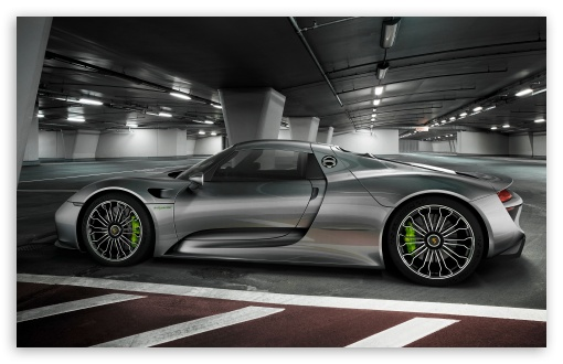 Porsche 918 Spyder 4k Hd Desktop Wallpaper For 4k Ultra