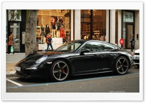 Porsche 991 Carrera 4S HD Wide Wallpaper for Widescreen