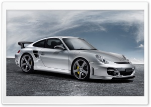 Porsche 997 HD Wide Wallpaper for Widescreen