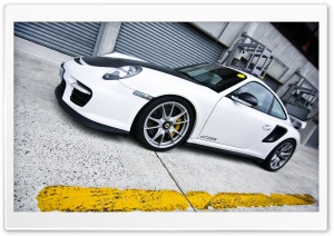 Porsche 997 GT2 HD Wide Wallpaper for Widescreen