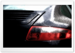 Porsche Backlight HD Wide Wallpaper for Widescreen