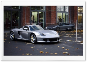 Porsche Car 16 HD Wide Wallpaper for Widescreen