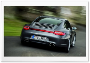 Porsche Car 4 HD Wide Wallpaper for Widescreen