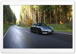 Porsche Car 7 HD Wide Wallpaper for Widescreen