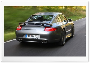 Porsche Car 9 HD Wide Wallpaper for Widescreen