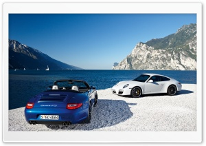 Porsche Carrera GTS Cars HD Wide Wallpaper for Widescreen