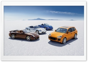 Porsche Cars HD Wide Wallpaper for Widescreen