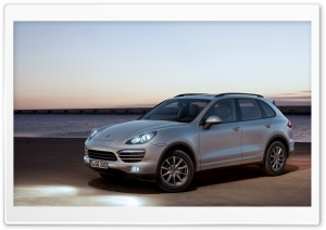 Porsche Cayenne HD Wide Wallpaper for Widescreen