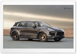 Porsche Cayenne Vantage 2 HD Wide Wallpaper for Widescreen