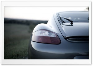 Porsche Cayman HD Wide Wallpaper for Widescreen