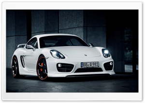 Porsche Cayman HD Wide Wallpaper for 4K UHD Widescreen desktop & smartphone