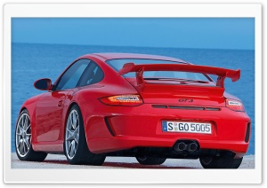 Porsche G3 Car 1 HD Wide Wallpaper for Widescreen