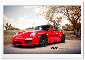 Porsche GT3 HD Wide Wallpaper for Widescreen