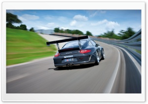 Porsche GT3 911 HD Wide Wallpaper for Widescreen