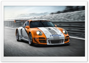 Porsche GT3 R Hybrid HD Wide Wallpaper for Widescreen