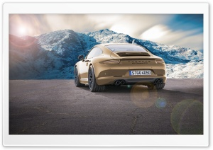 Porsche Ice HD Wide Wallpaper for Widescreen