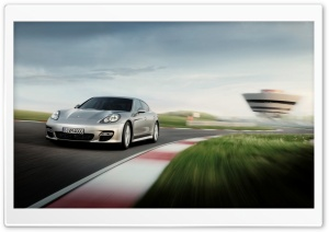 Porsche Panamera S HD Wide Wallpaper for Widescreen