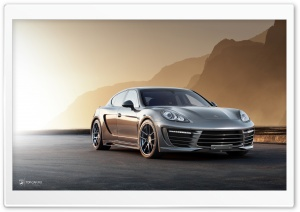 Porsche Panamera Stingray GTR Ultra HD Wallpaper for 4K UHD Widescreen desktop, tablet & smartphone