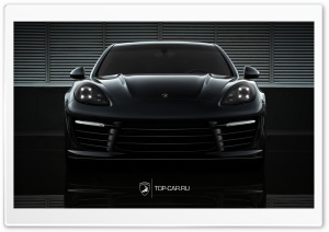 Porsche Panamera Stingray GTR HD Wide Wallpaper for 4K UHD Widescreen desktop & smartphone