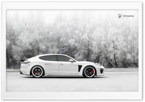 Porsche Panamera Stingray GTR HD Wide Wallpaper for Widescreen