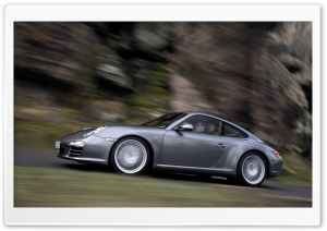 Porsche Speed HD Wide Wallpaper for Widescreen