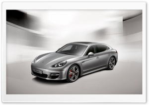 Porsche Turbo HD Wide Wallpaper for Widescreen